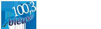 Bleu fm Logo