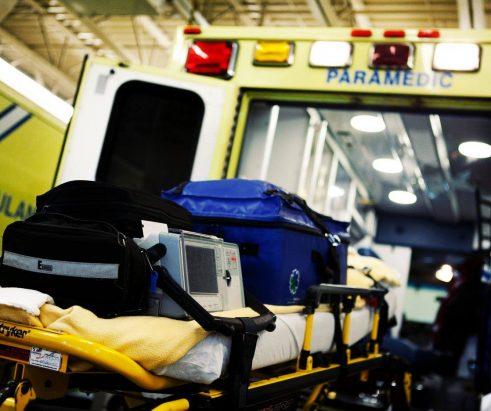 Les paramédics revendiquent un nouvel horaire de travail
