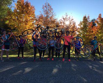 Cap-Chat aura son premier triathlon scolaire