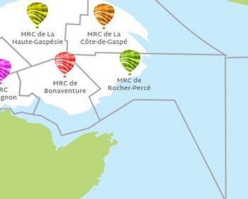 Le Grand Défi Bâtir ma région se déploie en Haute-Gaspésie