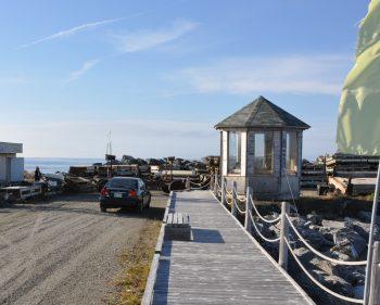 Actes de vandalisme à la marina de Sainte-Anne-des-Monts et à Exploramer