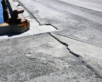Quai de Sainte-Anne-des-Monts : les travaux tardent à se concrétiser
