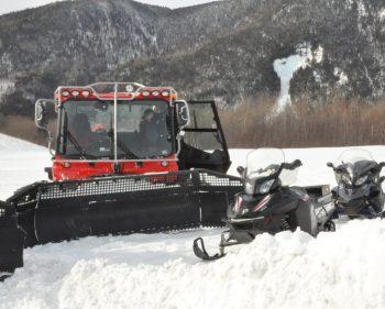 633 600 $ pour les clubs de motoneigistes du nord de la Gaspésie