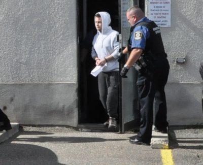 Comparution de l'homme arrêté à la suite de l'accident mortel à Sainte-Anne-des-Monts