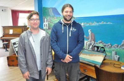 Nouveaux documents d'archives exclusifs à la Société d'histoire de la Haute-Gaspésie